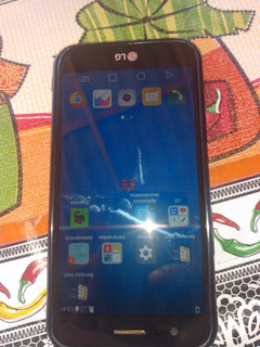 Celular LG K10 2017 Em Excelente Estado