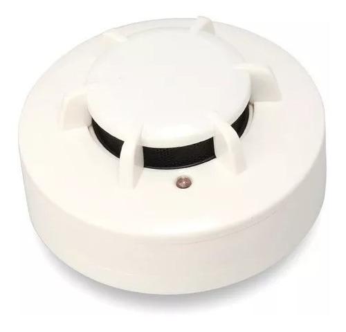 Detector Humo Cabezal Fotoelectronico Modelo Dh-4326 4hilos