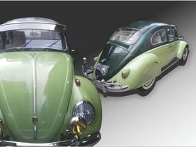 Volkswagen Fusca 1962 Raríssimo ** O Mais Bonito **