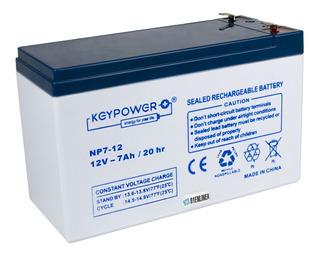 Bateria Gel Recargable Ultracell 12v 7ah 7ha Alarma Ups Dsc