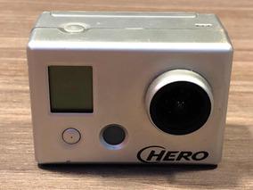 Gopro Hero Hd Original 1080p + Case