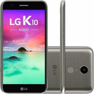 Smartphone Lg K10 2017 4g M250ds 32gb Vitrine