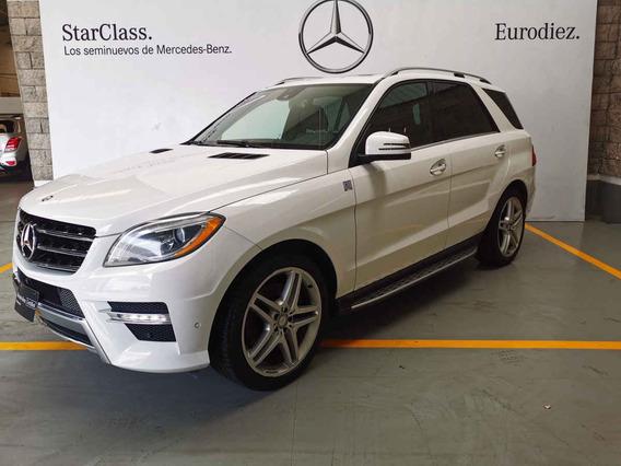 Mercedes-benz Clase M 2015 5p Ml 500 V8/4.7/t Aut