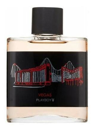 Perfume Playboy Vegas Eau De Toilette Masculino 100ml