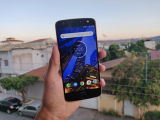 Smartphone Motorola Moto Z Xt1650 4/64gb Bateria Viciada
