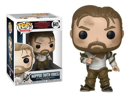 Funko Pop! Hopper Stranger Things #641