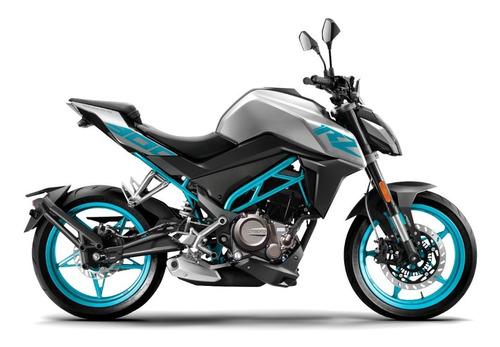Imagen 1 de 11 de Moto Cf Moto Rz 300 Modelo 2022
