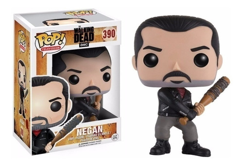 Figura Funko Pop The Walking Dead - Negan C/ Bate 390