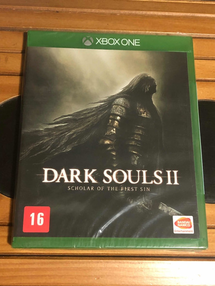 Dark Souls 2 Scholar Of The First Sin - X One - Mídia Fisica