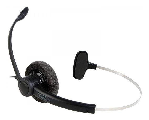 Headset, Plantronics, Pratica