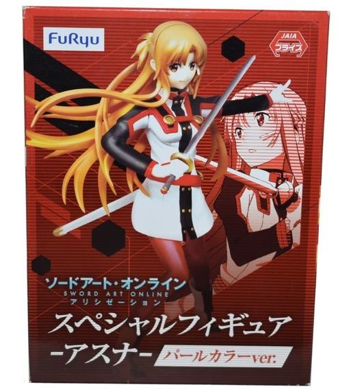 Sword Art Online Sao Alicization Asuna Figure Pearl Version
