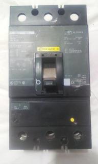 Interruptor Automático Marca Square D. 225 Amperios. Modelo
