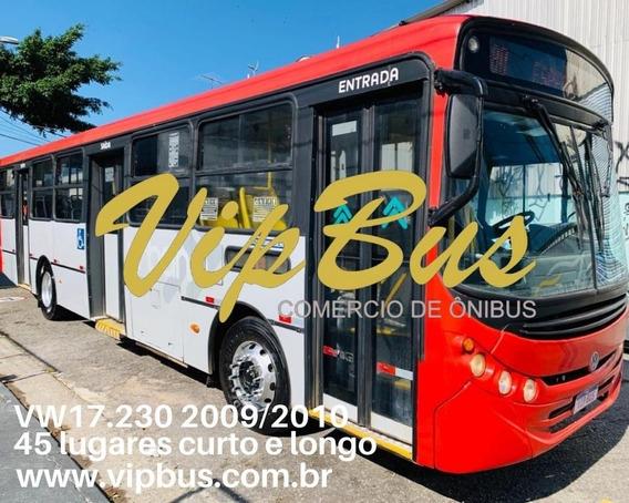 Urbano Volks E Mercedes 45 Lugares Financia 100% Vipbus