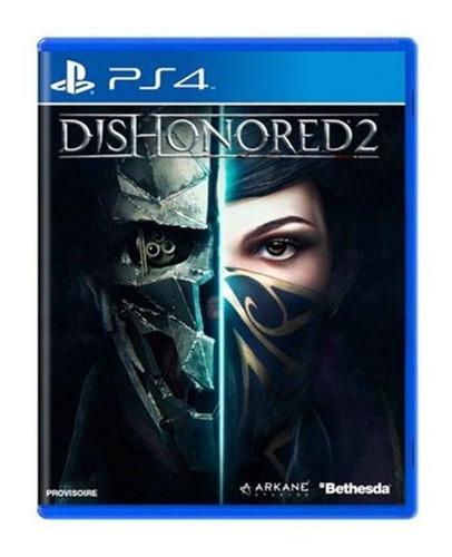 Jogo Dishonored 2 Para Ps4