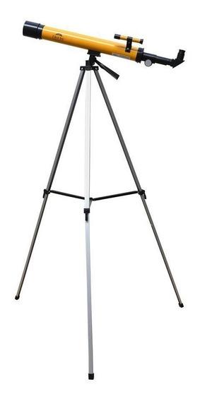 Telescópio Astronomico 60mm 100x Faciltec