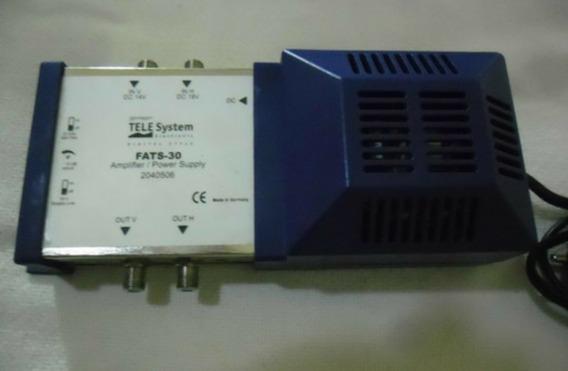 Kit 5 Amplificafor Fast