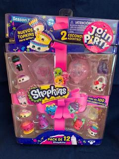 Shopkins Temporada 7 Pack X 12 Original