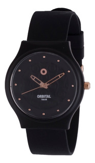Reloj Orbital Caucho/silicona Sumergible 10atm Cyber Outlet