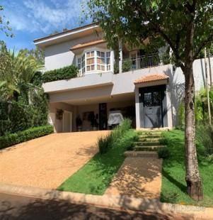 Sobrado Com 4 Dormitórios À Venda, 640 M² Por R$ 3.500.000,00 - Bonfim Paulista - Ribeirão Preto/sp - So0844