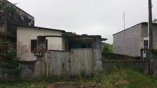 Imagem 1 de 8 de Casa Em Itanhaém 2 Dormitórios. 4501e