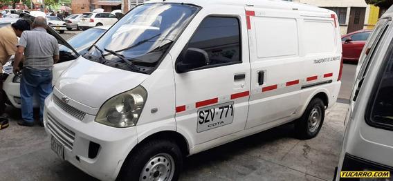 Chevrolet N300 Cargo Panel
