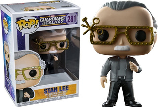 Funko Pop Guarians Of The Galaxy Stan Lee #281