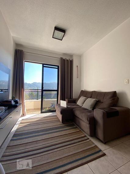 Apartamento Para Aluguel - Kobrasol, 1 Quarto, 40 - 893072276