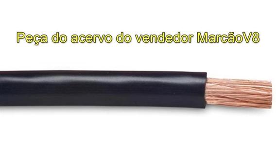 Cabo Preto 16 Mm Para Negativo De Bateria, Por Metro