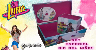 Soy Luna Set Regalable