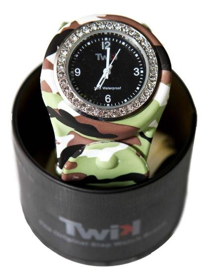 Relógio Twik Slap Army