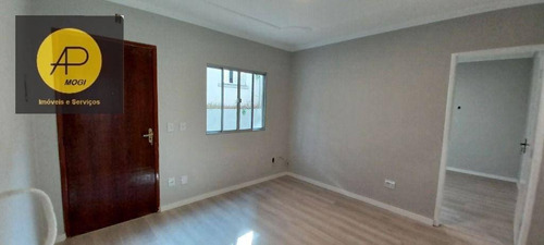 Imagem 1 de 19 de Apartamento Com 2 Dormitórios À Venda, 57 M² - Parque Santana - Mogi Das Cruzes/sp - Ap0354