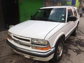 Chevrolet Blazer 4.3 Lt Piel 4x4 Mt 2000