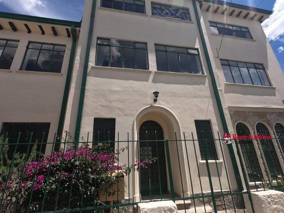 Arriendo Casa Para Oficinas Chapinero Mls 19-1351lq