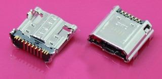 Conector Micro Usb Samsung I9200 I9205 P5200 T211 T210