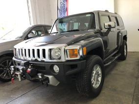 Hummer H3 5.3 Luxury Con Kit Y Edicion Especial Mt