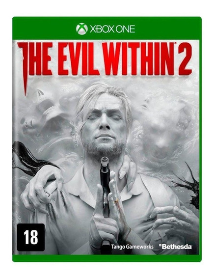 The Evil Within 2 - Xbox One - Mídia Física - Lacrado