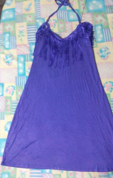 Vestido Para Dama Talla M Color Morado Nuevo