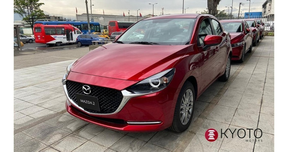 Mazda 2 Sedán Face Lift Grand Touring At 2021 Rojo Diamante