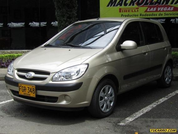 Hyundai Getz Gl 1600 Cc