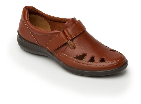 Zapato Flexi Dama 25905 Whiskey Casual Playa
