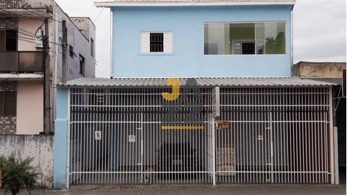 Imagem 1 de 26 de Casa Com 3 Dormitórios À Venda, 300 M² Por R$ 925.000,00 - Vila Industrial - São José Dos Campos/sp - Ca13855