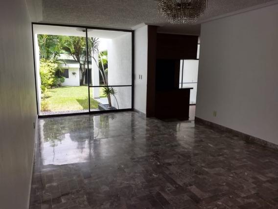 Casa En Renta En Prados Tepeyac