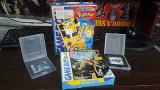 Game Boy Color Pokemon+juegos. Consola. Consultar Descuento