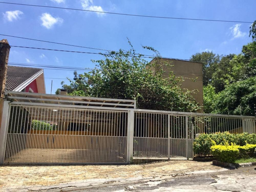 Imagem 1 de 23 de Sobrado Com 03 Dormitórios E 316 M² | City América, São Paulo | Sp - Sb3296v