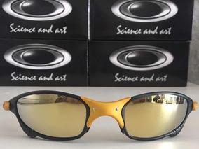797f112dd Oakley Juliet Romeu 2 Dourado Original De Sol - Óculos con Mercado ...