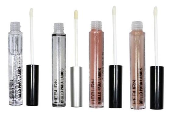 Heburn Maquillaje Profesional Brillo P/ Labios Lip Gloss 183