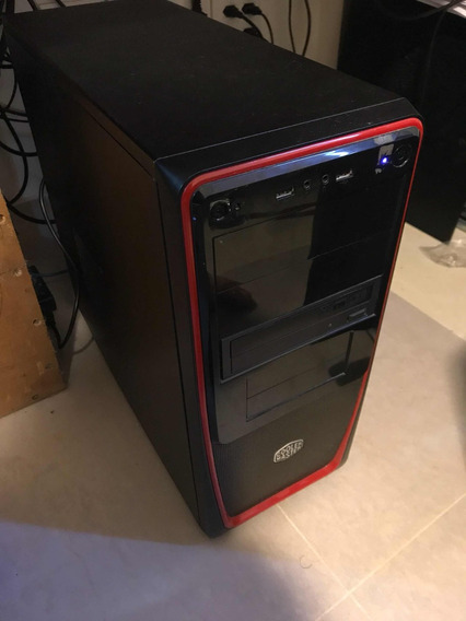 Pc Gamer Completo I5 Gtx 960 Mem 8gb Ssd 240gb Com Monitor