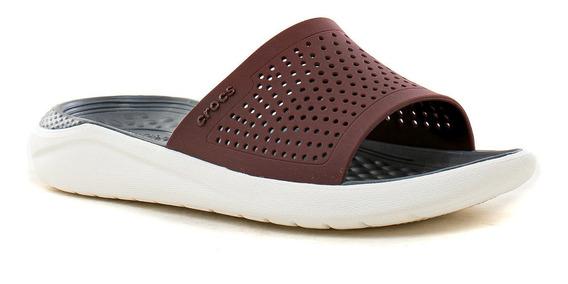 Chinela Literide Slide Crocs Sport 78 Tienda Oficial