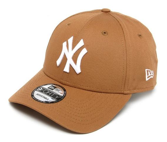 Boné New Era +2brindes Original New York Yankees Mbv18bon344