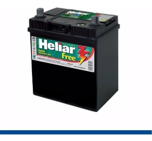 Batería Heliar 12v 80amp Linea Japonesa